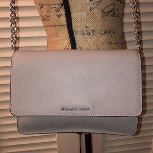 Michael Kors Daniela Saffiano Leather Crossbody
